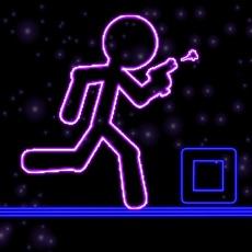 Activities of Glow Stick-Man Run : Neon Laser Gun-Man Runner Race Game For Free