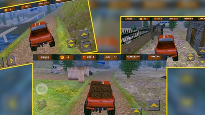 Offroad - Hill Driving screenshot two