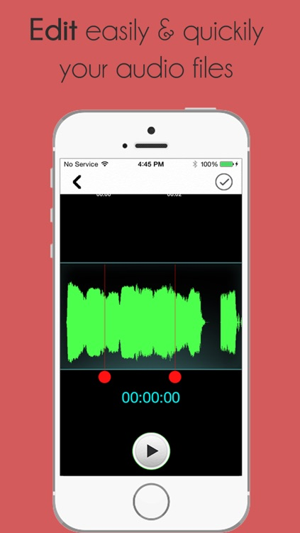 Audio Memos: Trimming, Playback, Notes and Podcasts