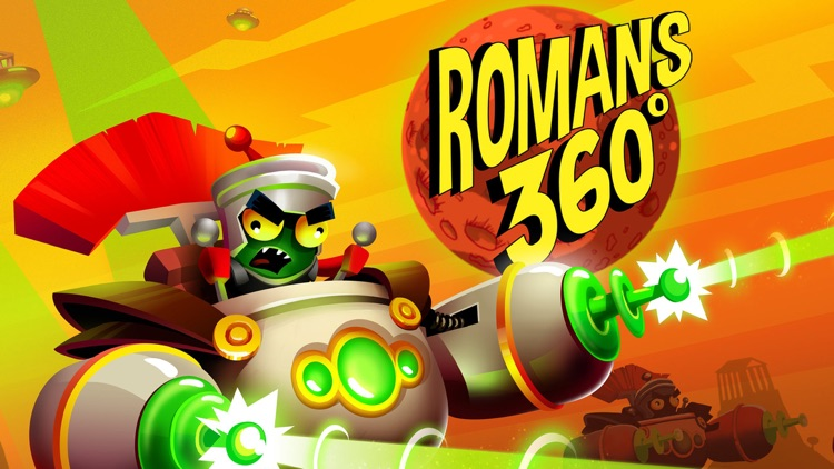 Romans From Mars 360