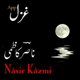 Ghazal App Nasir Kazmi | غزل ایپ ناصرِکاظمیؔ