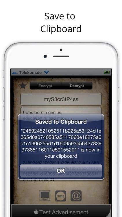 Secure Text Message screenshot-4
