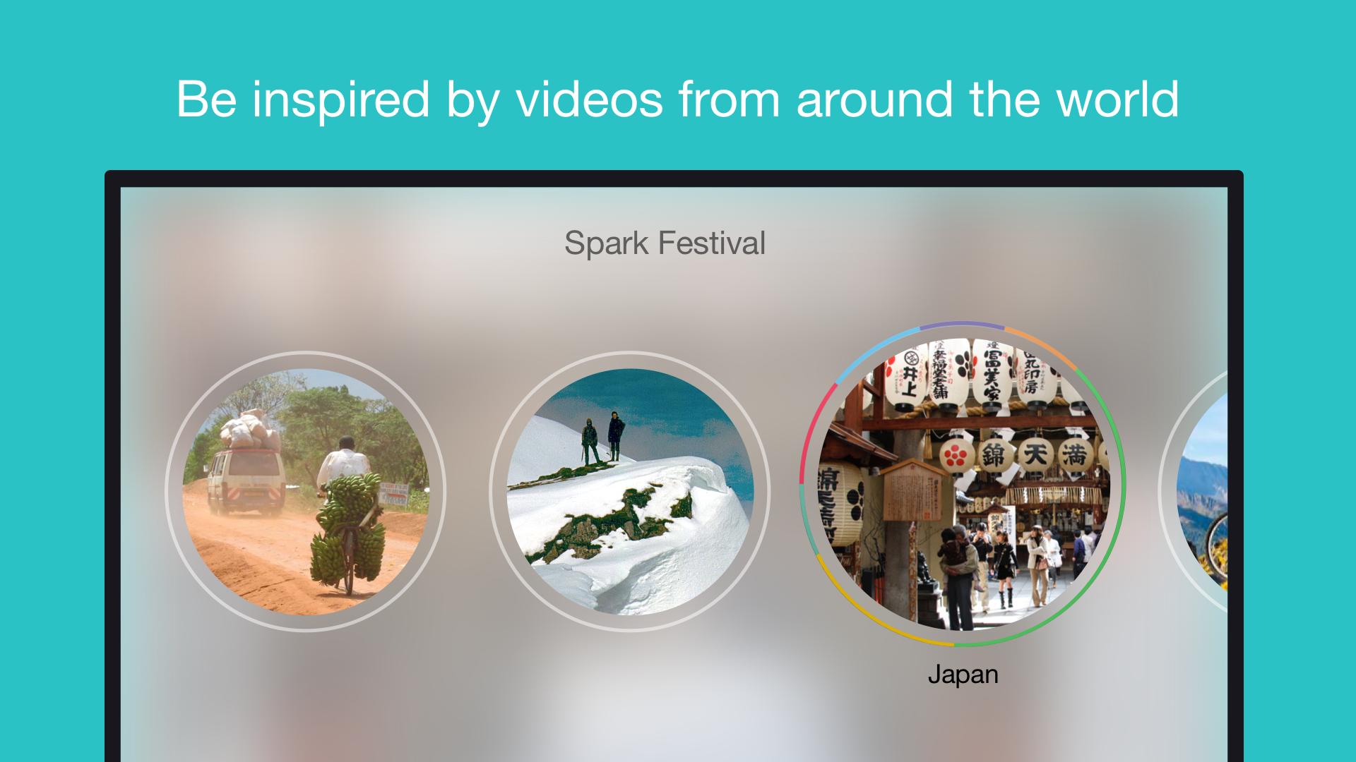 Spark Camera – capture, edit and share beautiful videos screenshot 11