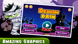 Demon Dash - Escape the Haunted Mansion!