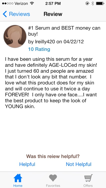 Beauty Product Reviews by TotalBeauty.com screenshot-4