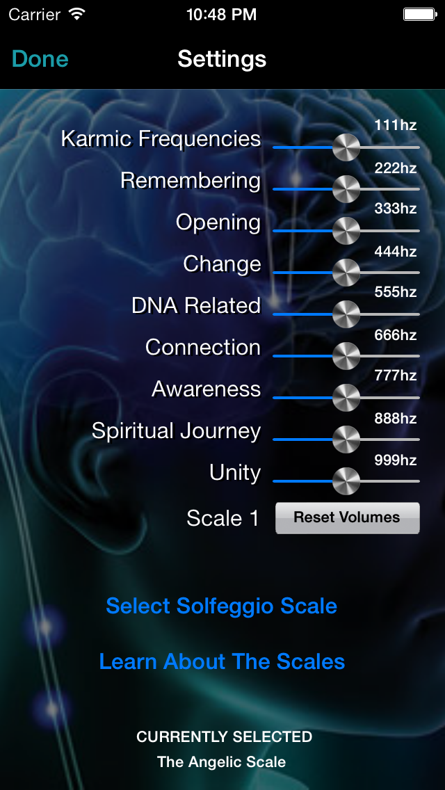 Solfeggio by Sonalkiss screenshot two