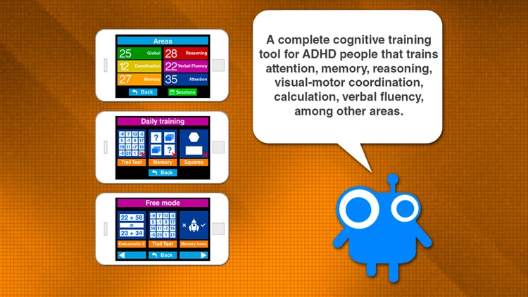ADHD Adult Trainer screenshot-2