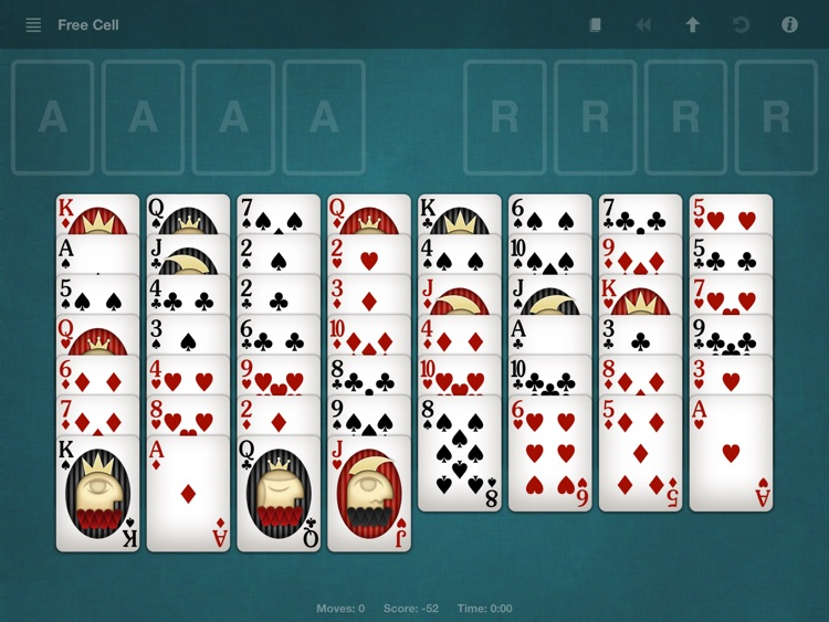 Solitaire Pro – 160 Card Games screenshot-2