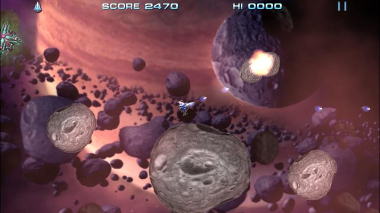 Retro Dust - Classic Arcade Asteroids Vs Invaders FREE