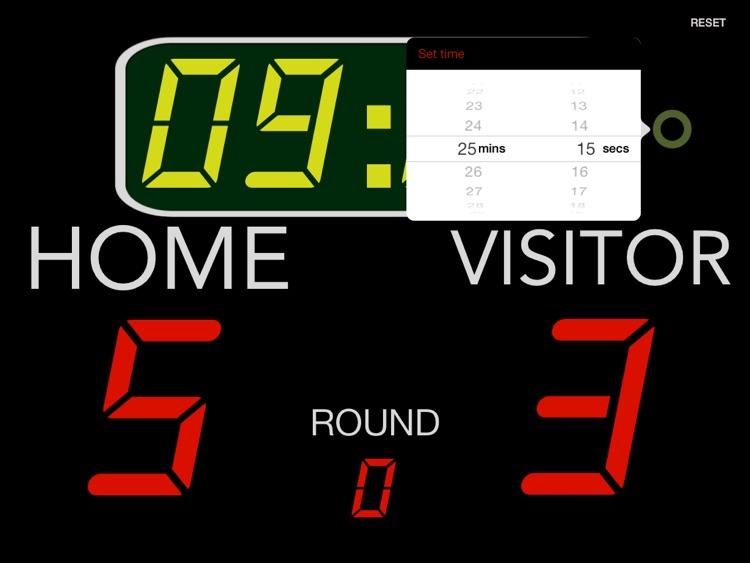Multi Sport Scoreboard