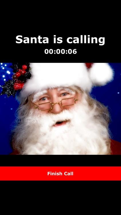 Santa Calls!