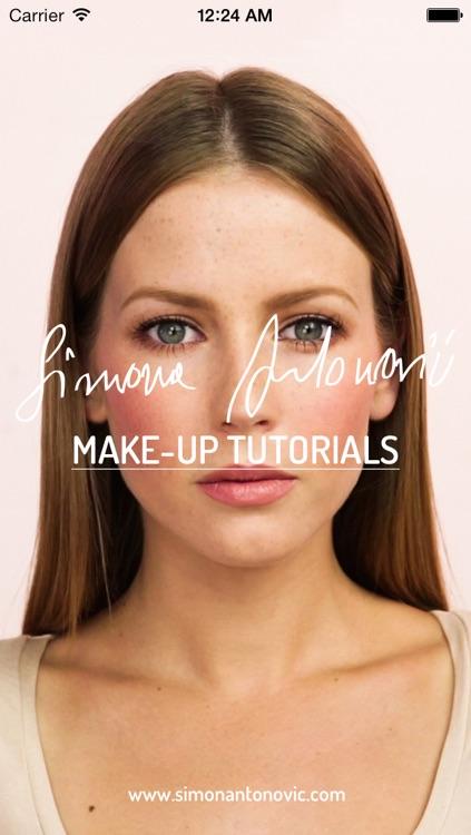 Make-Up Tutorials by Simona Antonovic