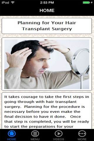 Best Hair Transplant Pre-Procedure, Preparation and Process Guide & Tips Made Easy for Beginners screenshot 1