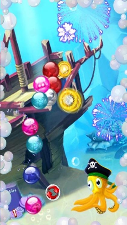Octopus Bubble Shooter screenshot-4