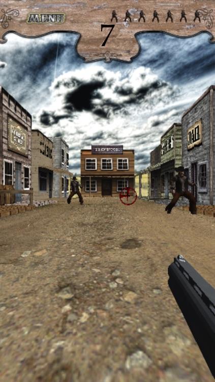 A Western Shootout: A Fun Free Shooting Gallery screenshot-3