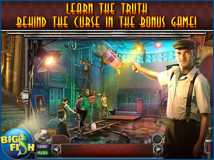 Final Cut: The True Escapade HD - A Hidden Object Mystery Game (Full) screenshot-3
