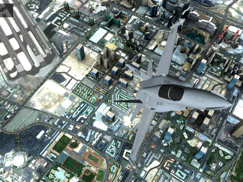 Flight Unlimited Las Vegas - Flight Simulator на iPad