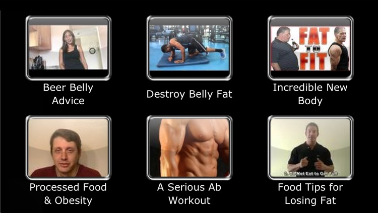 Weight Loss for Men (Lose the Belly) screenshot-1