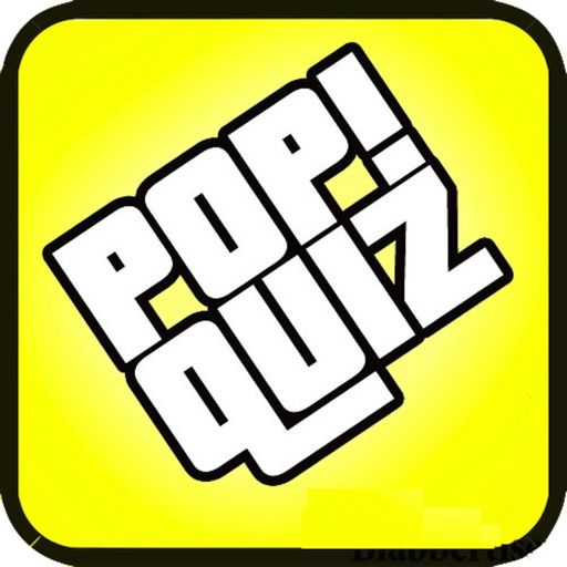 Pop Quiz icon