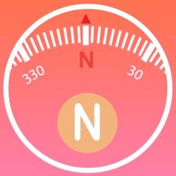 GPS Heading | Compass Barometer
