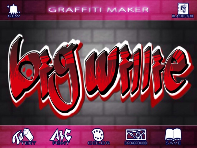 Graffiti Art Maker On The App Store