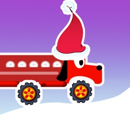 Christmas Truck for Kids