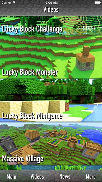 Lucky Block Mod - Guide for Minecraft PC screenshot-3