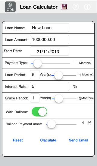 Loan Calculator.