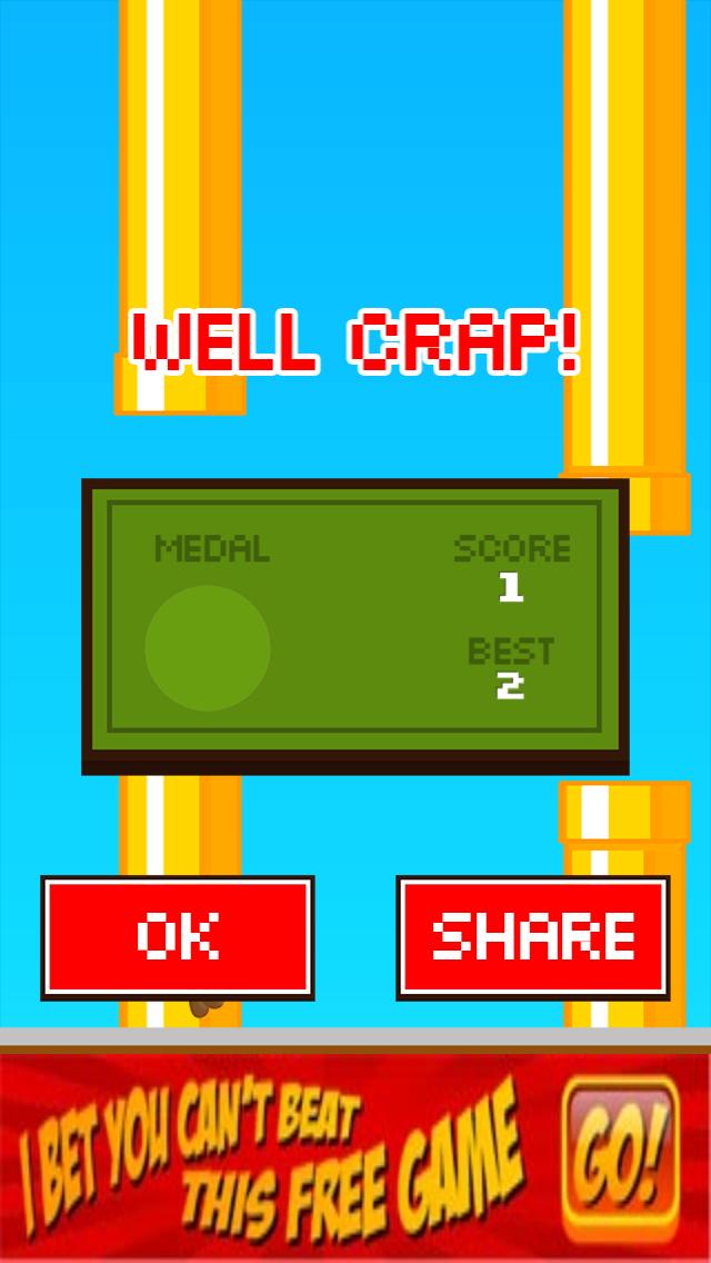 Floppy Turd Screenshot on iOS