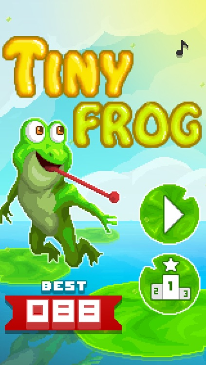 Don't step the white tile with Tiny Frog screenshot-3