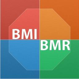BMI & BMR Calculators