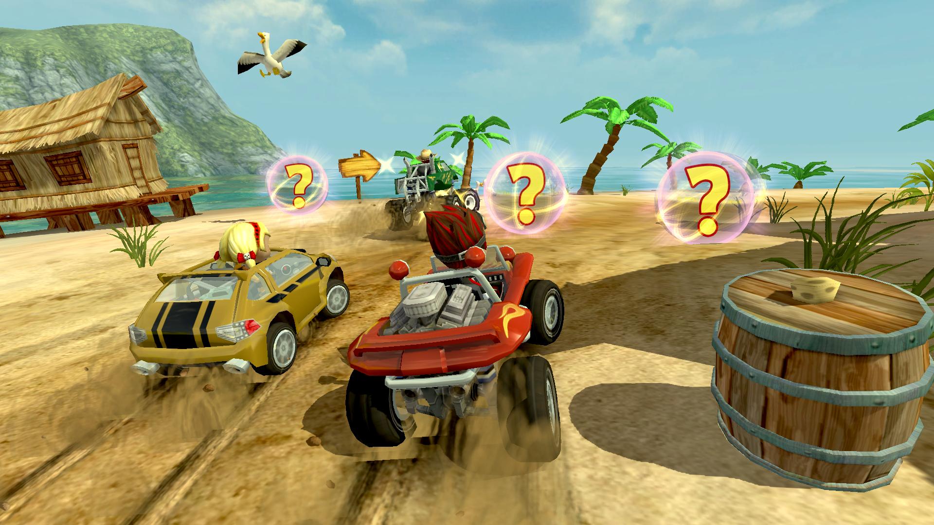 Beach Buggy Racing screenshot 9