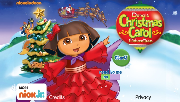 Dora's Christmas Carol Adventure screenshot-4