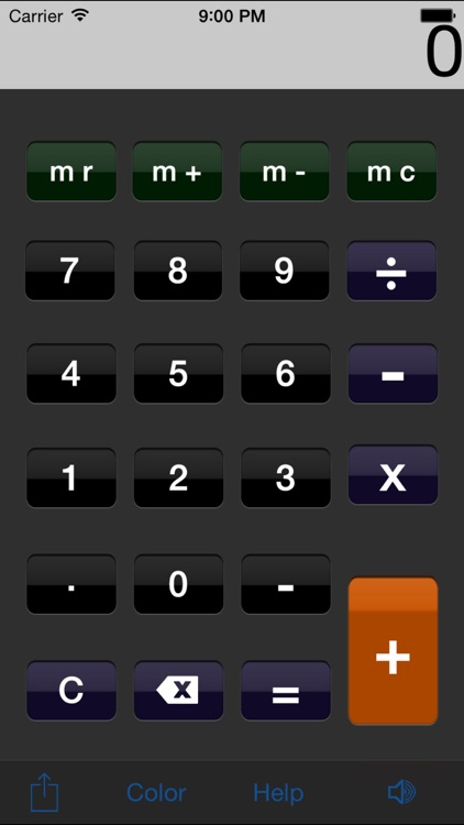 Printing Tape Calculator for iPad and iPhone screenshot-0