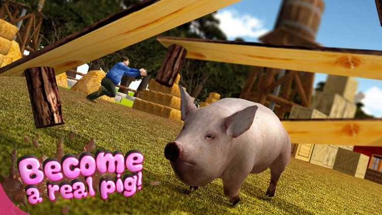 Pig Simulator 2015 screenshot-0