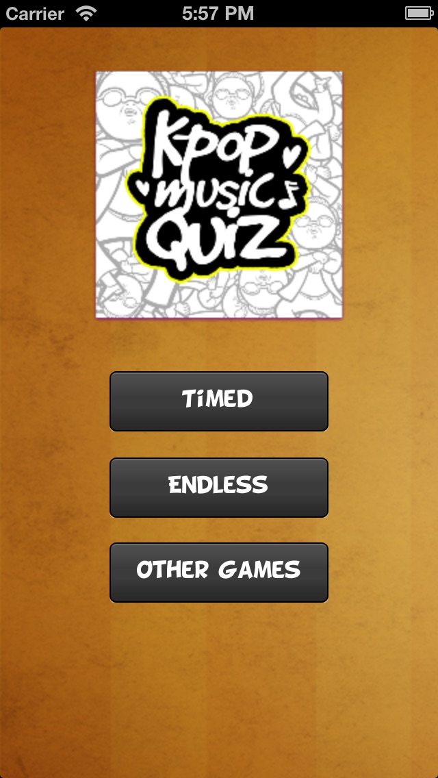 Kpop Music Quiz (K-po... screenshot1