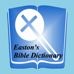 Easton Bible Dictionary with KJV verses