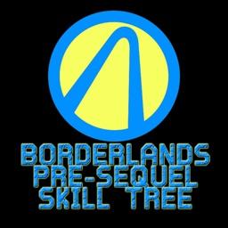 Skill Tree for Borderlands Pre-Sequel