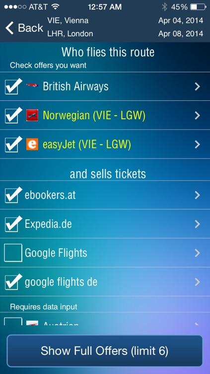 Vienna Airport + Flight Tracker Austrian VIE airlines screenshot-3