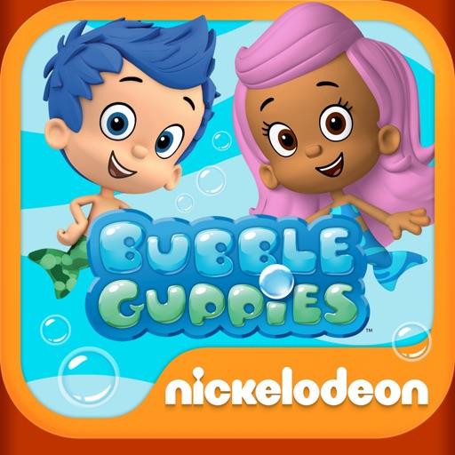 Bubble Guppies: Animal School Day HD icon