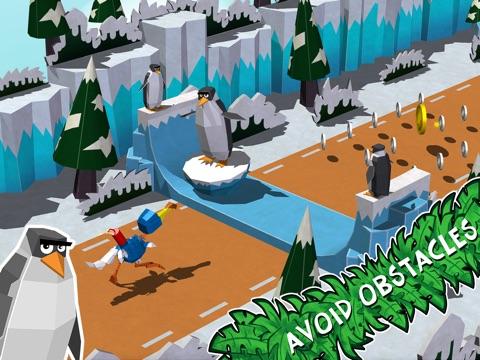 Cartoon Survivor - Jurassic Adventure Runner на iPad