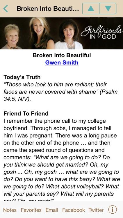 Girlfriends in God Devotional, Volume 2