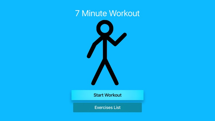 7 Minute Workout TV