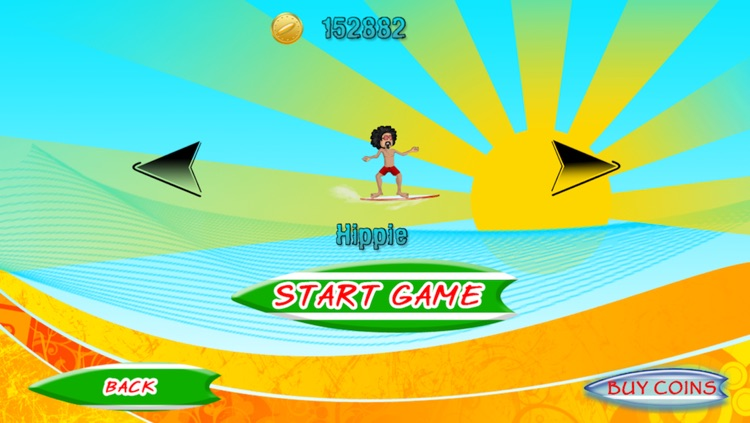 Surf the waves, the hardest summer game ever - Free Edition screenshot-4