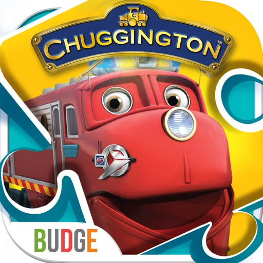 Chuggington Puzzle Stations! - Educational Jigsaw Puzzle Game for Kids icon