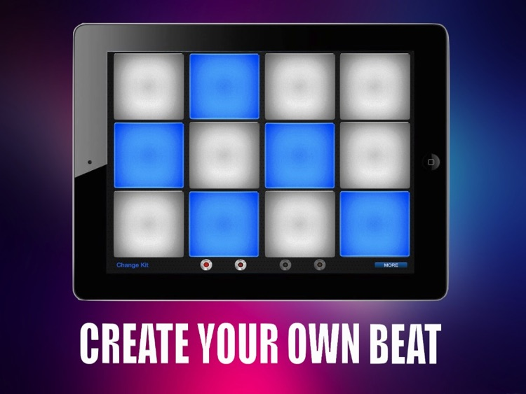 Beat Maker for iPad