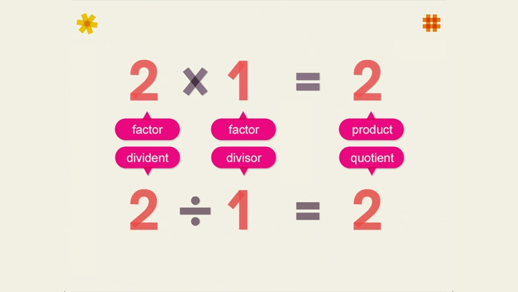 Learning Math: Multiplication screenshot-3