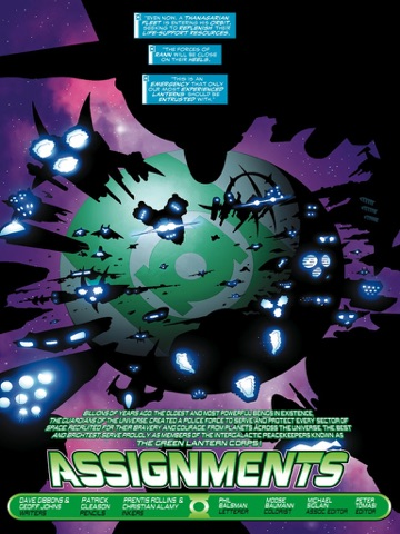 green lantern corps recharge 2 by dave gibbons geoff johns