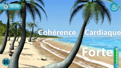 Cohérence cardiaque : La Plageのおすすめ画像2