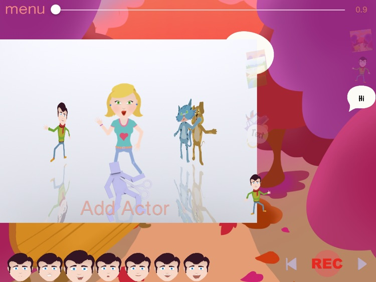 Animation Creator Hd Free - Build Cartoon